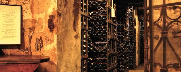 Weinkeller Paris, Foto Foodhunter