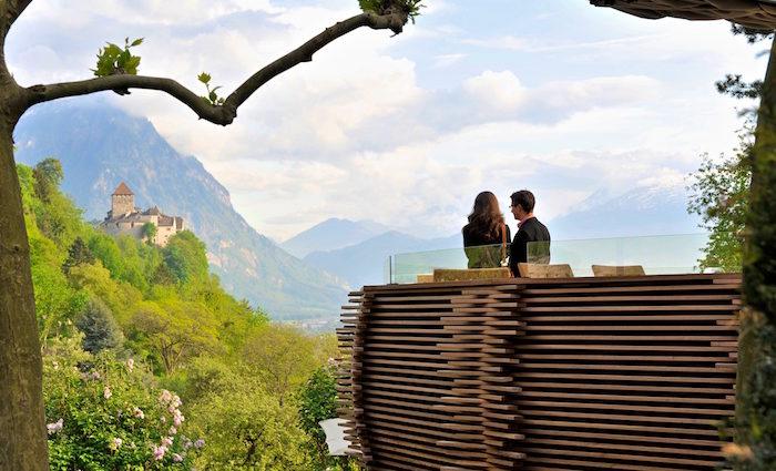 Hotel Sonnenhof. Auf Adlers Schwingen in Liechtenstein