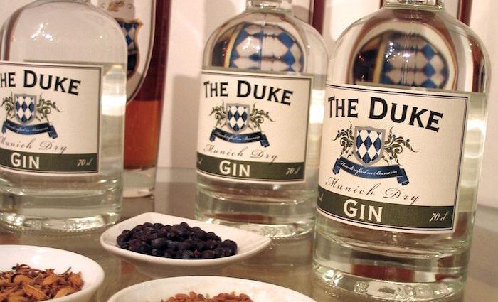 """The Duke. Ein bayerischer Gin und viele """"Drogen"""""""