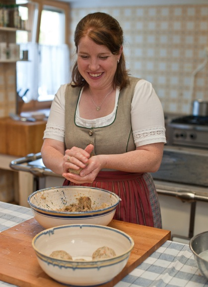 Foto Foodhunter, Peter von Felbert, Knödel