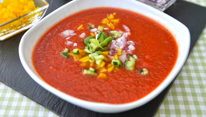 Gazpacho Andaluz - unser Lieblingsrezept