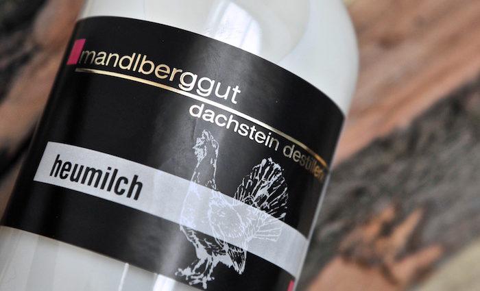 Heumilch vom Mandelberggut.