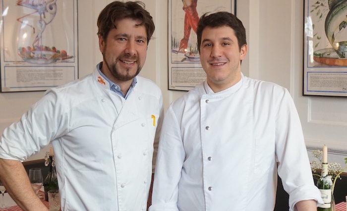 Les Cuisiniers - der Franzose im Lehel