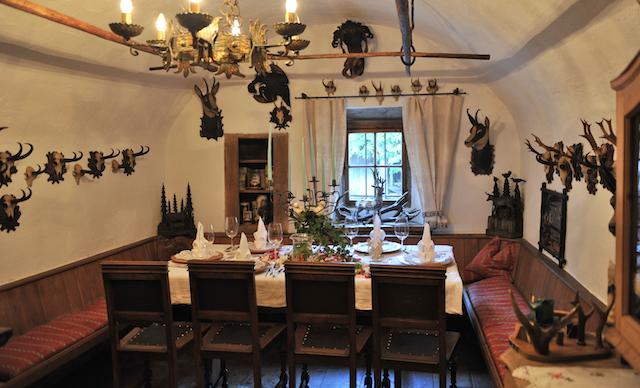 Theresia Bacher, Rauchkuchl, Foto Foodhunter