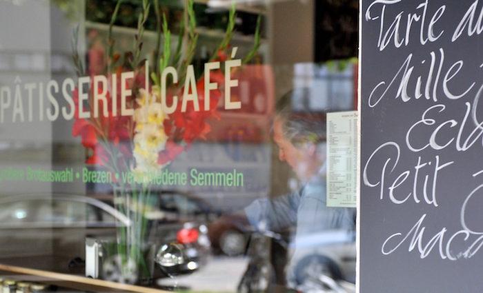 Café Dukatz - Treffpunkt im Münchner Lehel