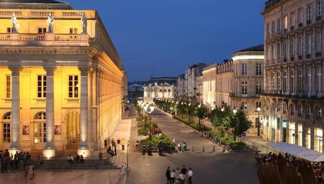 Tourismus Bordeaux