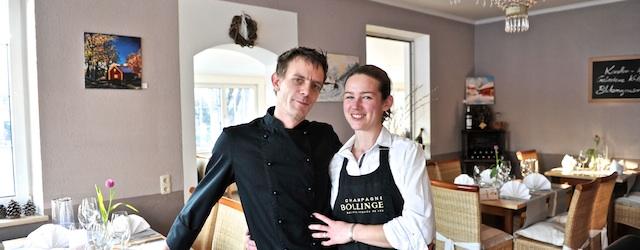Französischer Charme: Restaurant Bellevue