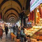 Istanbul Spice Market. Grand Bazaar