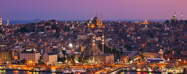 Istanbul: Die besten Hotels