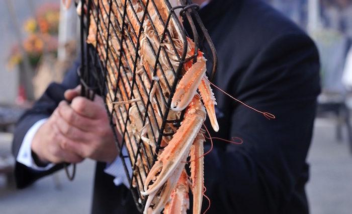 Fisch und Meeresfrüchte grillen. So bleibt alles saftig