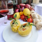 Perfekte Sommerküche: Pasta al Cedro