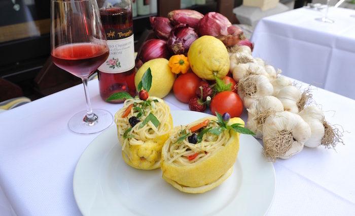 Sommerküche Italienische : Perfekte sommerküche pasta al cedro