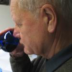 Olivenöl-Tester Dieter Oberg
