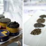 Caviar House & Prunier und Vranken Pommery