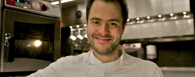 Olly, Chef des Volta in gent. Foto Foodhunter