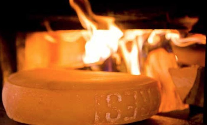 Raclette Kase Genuss Zum Dahinschmelzen