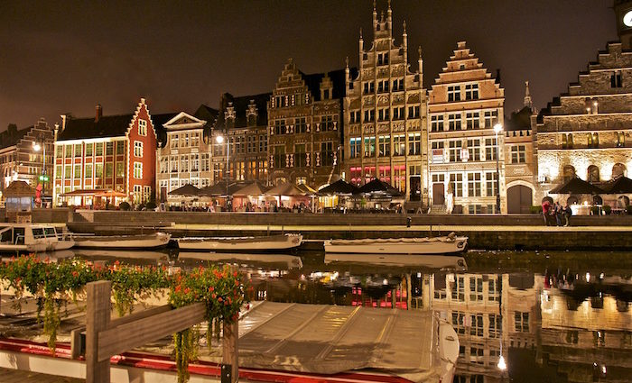 Gent – Flanderns märchenhafte Kulisse