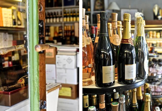 Champagne, Foto Foodhunter