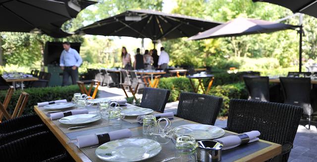 Le Jardin, Foto Foodhunter
