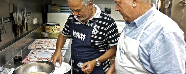 Männerkochclub Spanien, Foto Foodhunter