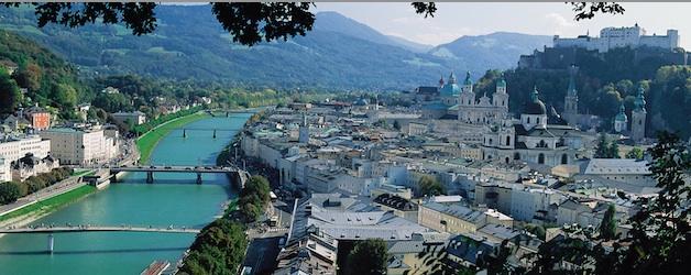 Salzburg. Kulinarische Empfehlungen