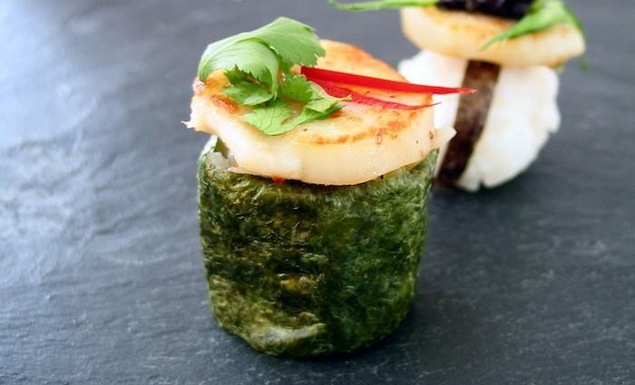 Mit den Fingern essen oder nicht? Alles über Sushi