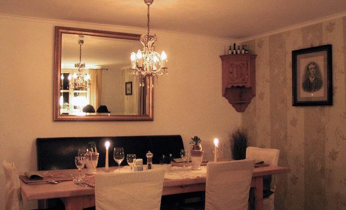Restaurant Kramerfeicht am Starnberger See. Nur 2 Tage im Monat!