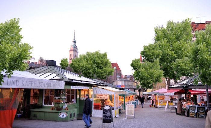 Der Viktualienmarkt – Einkaufstipps und die nettesten Standlbesitzer
