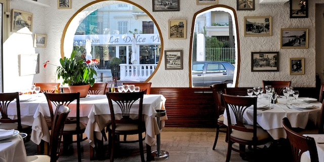 Restaurant Fred, Cannes , Foto Foodhunter