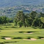 Golf, Gourmet, Côte d'Azur. Terre Blanche