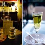 Absinth. Die grüne Stunde