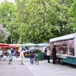 Beliebte Münchner Wochenmärkte
