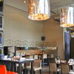 Restaurant Tarantella. Hummer, Champagner und viel Prominenz