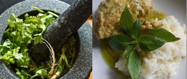Das perfekte Thai-Curry. Ein Lieblingsrezept