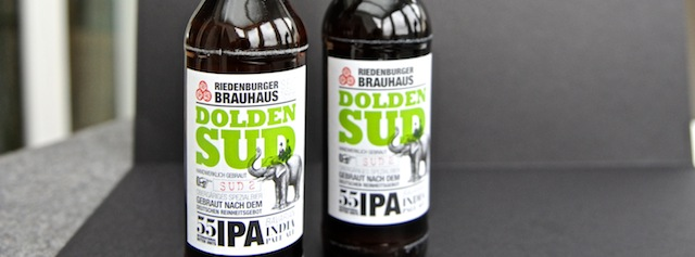 Doldensud vom Riedenburger Brauhaus. Geniales Bier