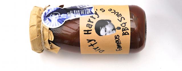 Dirty Harry. Die beste BBQ Sauce der Welt.