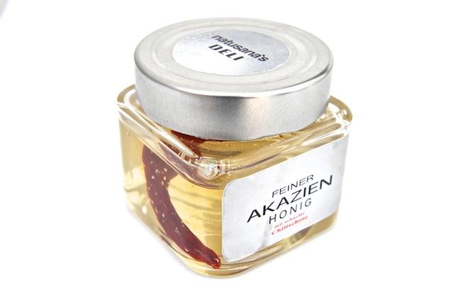 Honig lässt sich nicht verfeinern. Außer es wird von sanfter Hand gemacht.