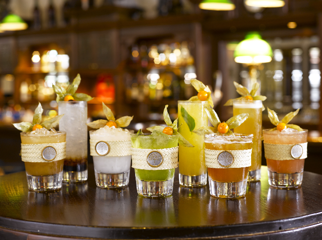 Raffles Cocktail Collection