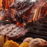 """""""Meat Market"""" bei Holger Stromberg im Kutchiin. Es glühten Wagyu, Duroc und Côte de Bœuf"""