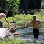 Die Fische des Grafen. Castell'sche Fischzucht im Allgäu