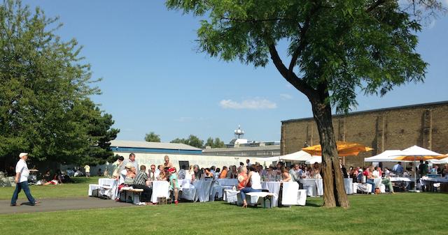 Juan Amador, Sommerfest, Foto Foodhunter