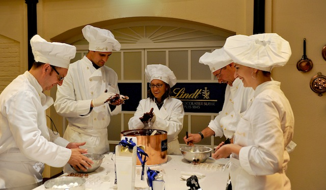 Lindt, Foto Foodhunter