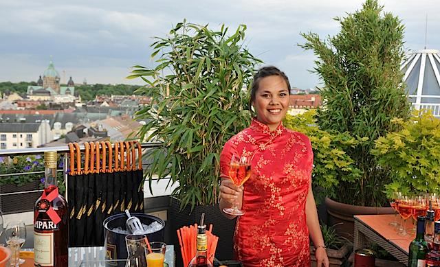 Mandarin Oriental München, Foto Foodhunter