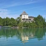 Das Schloss der ungekrönten Kaiserin. Schloss Fuschl