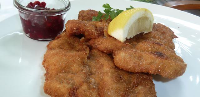 Schnitzel, Foto Foodhunter