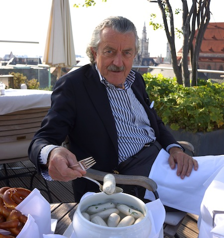 Dieter Meier,  Foto Foodhunter