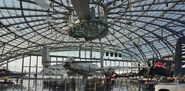 Hangar 7, Outdoor Lounge, Foto Foodhunter