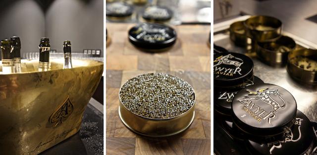 Zwyer Caviar, Foto Foodhunter