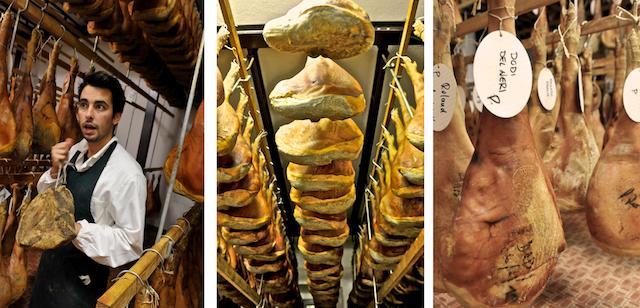 Prosciutto di Cormòns, Foto Foodhunter