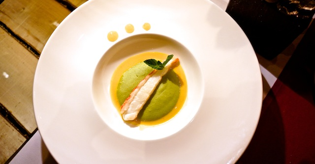 Sra Bua, Kempinski Das Tirol, Foto Foodhunter